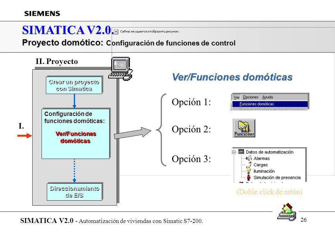 Ver/Funciones domóticas