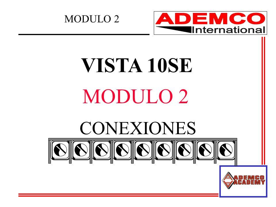 MODULO 2 VISTA 10SE MODULO 2 CONEXIONES