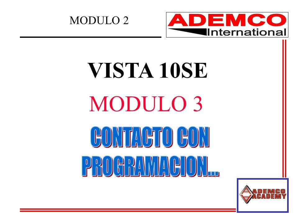 MODULO 2 VISTA 10SE MODULO 3 CONTACTO CON PROGRAMACION...