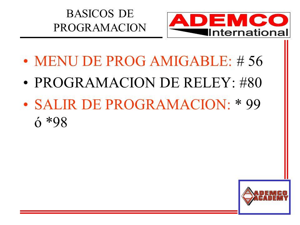 BASICOS DE PROGRAMACION