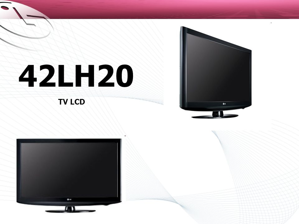 42LH20 TV LCD Research Lab.