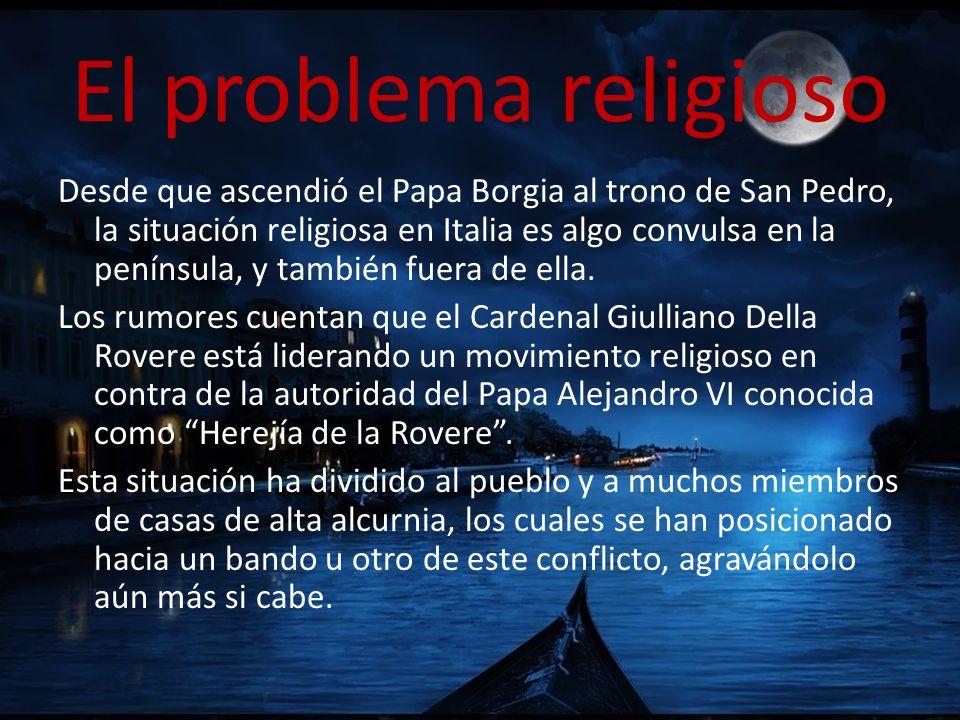 El problema religioso