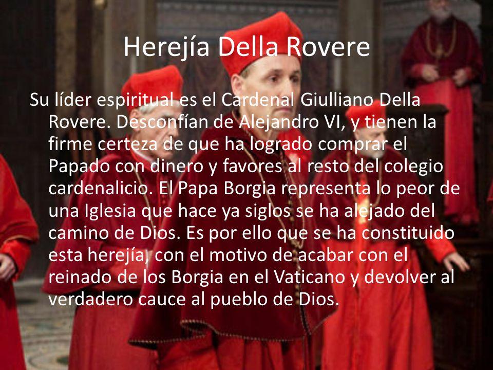 Herejía Della Rovere