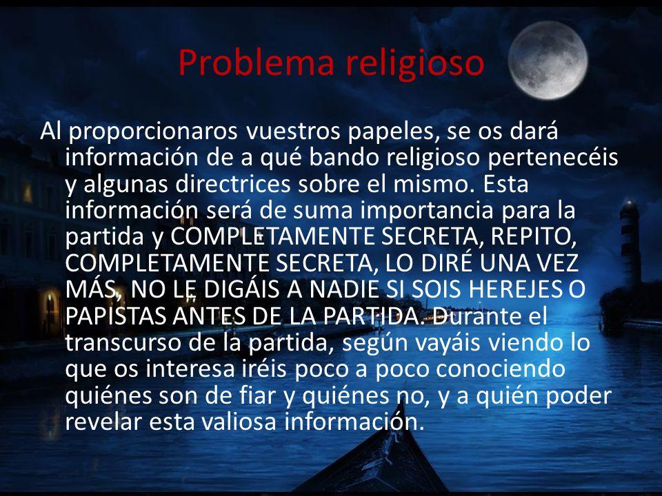 Problema religioso