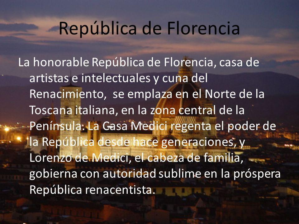 República de Florencia