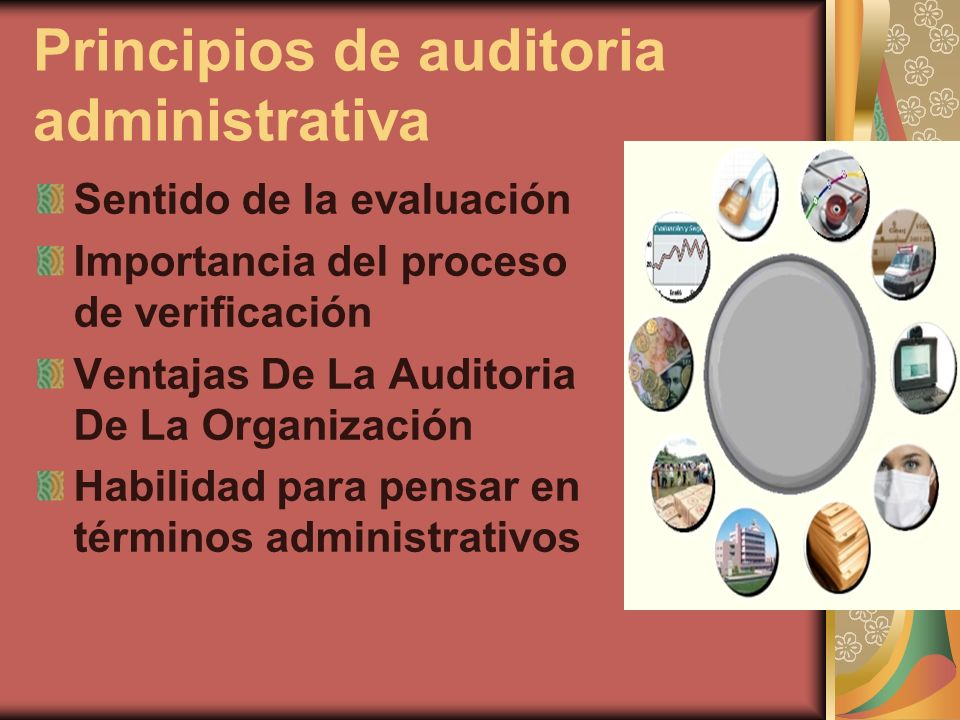 Principios de auditoria administrativa