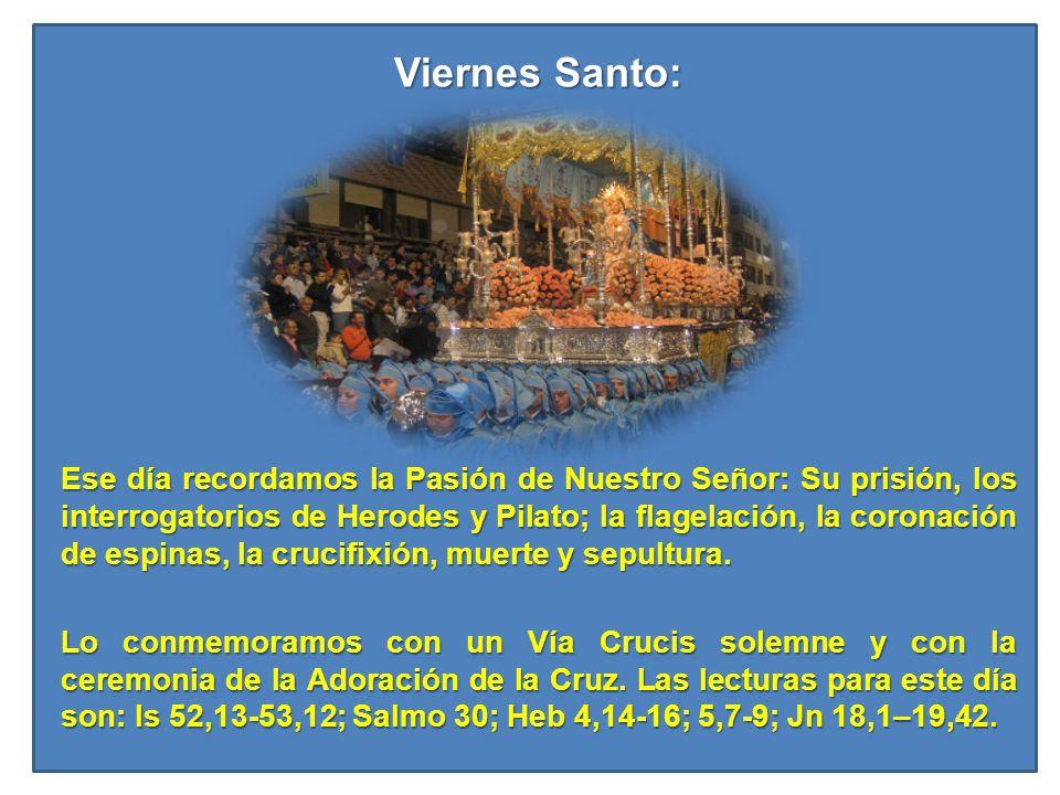 Viernes Santo: