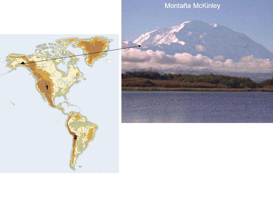 Montaña McKinley