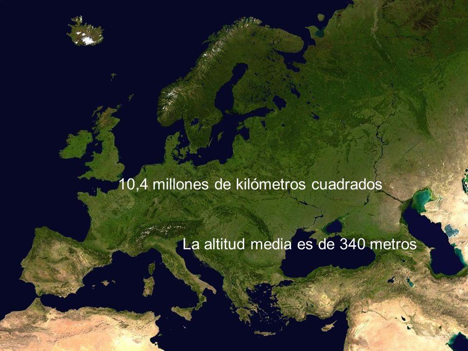 10,4 millones de kilómetros cuadrados