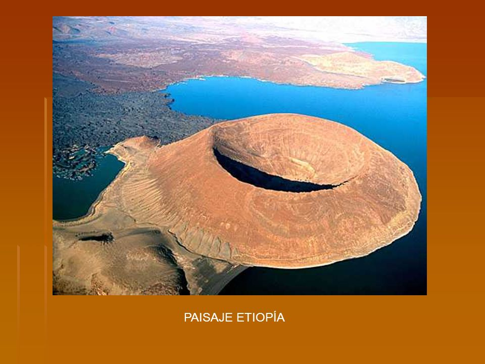 PAISAJE ETIOPÍA