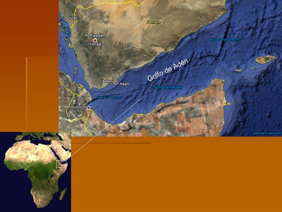 Golfo de Adén