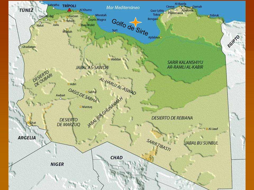 Golfo de Sirte