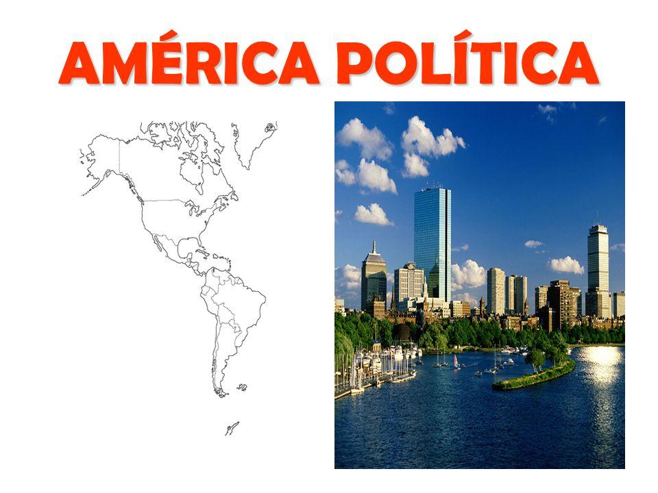 AMÉRICA POLÍTICA