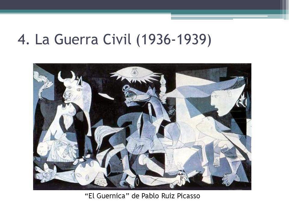 El Guernica de Pablo Ruiz Picasso