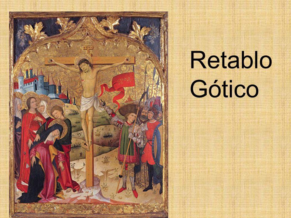 Retablo Gótico