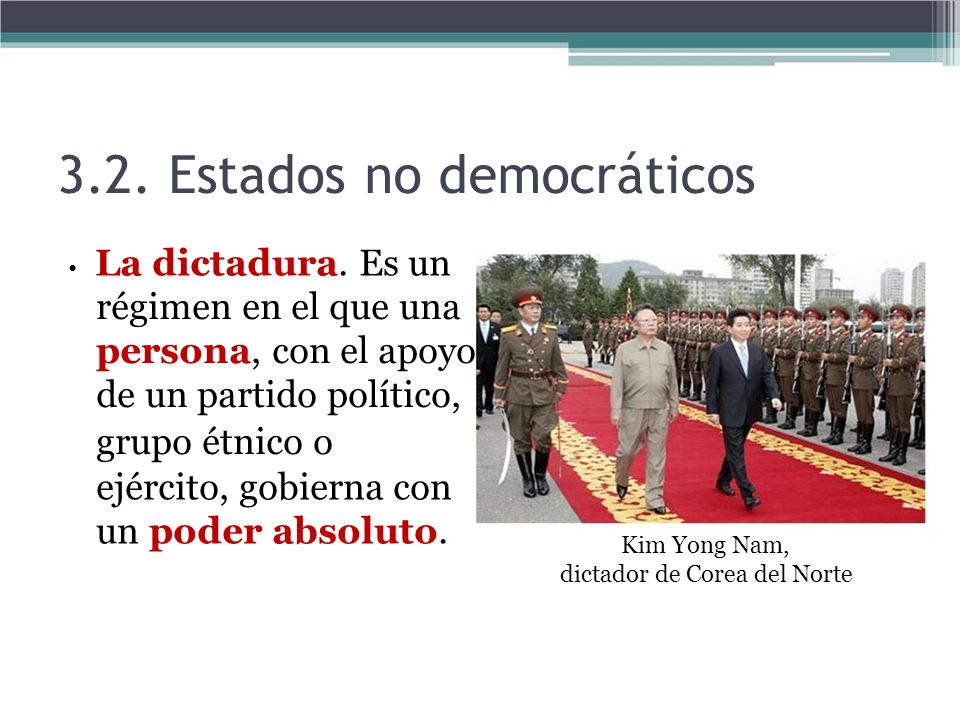 dictador de Corea del Norte