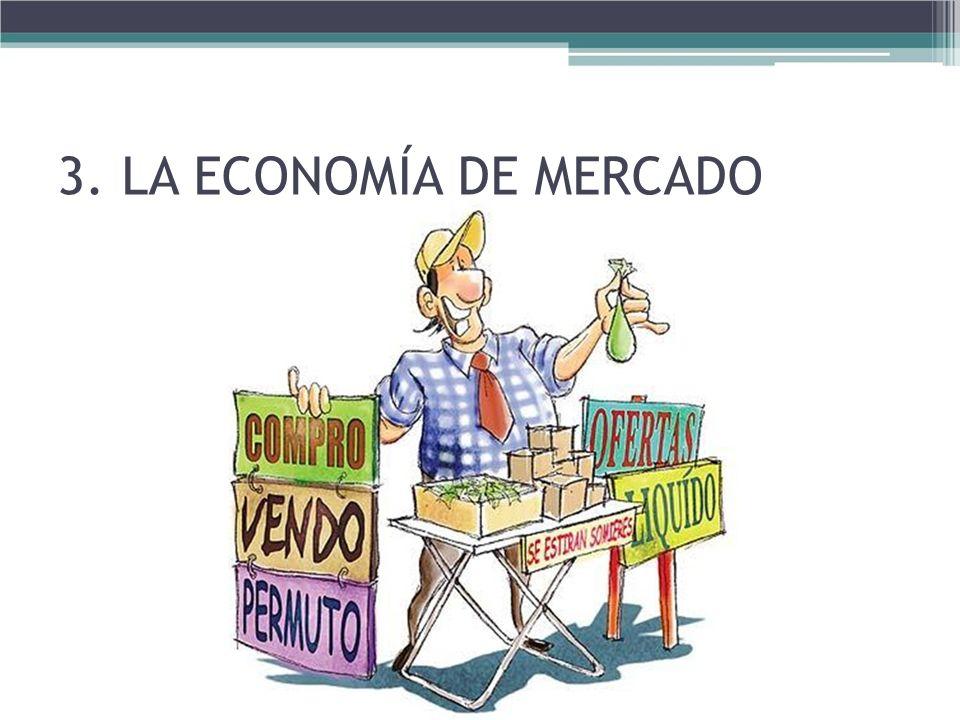 3. LA ECONOMÍA DE MERCADO