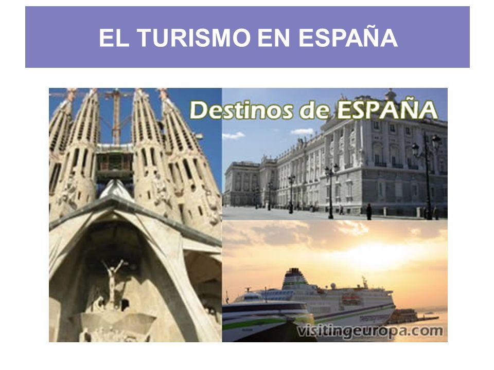 EL TURISMO EN ESPAÑA