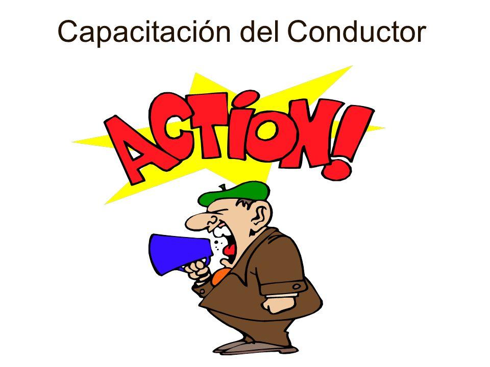Capacitación del Conductor