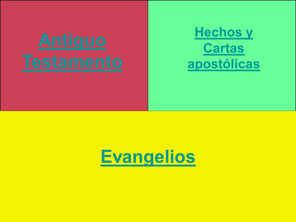 Hechos y Cartas apostólicas