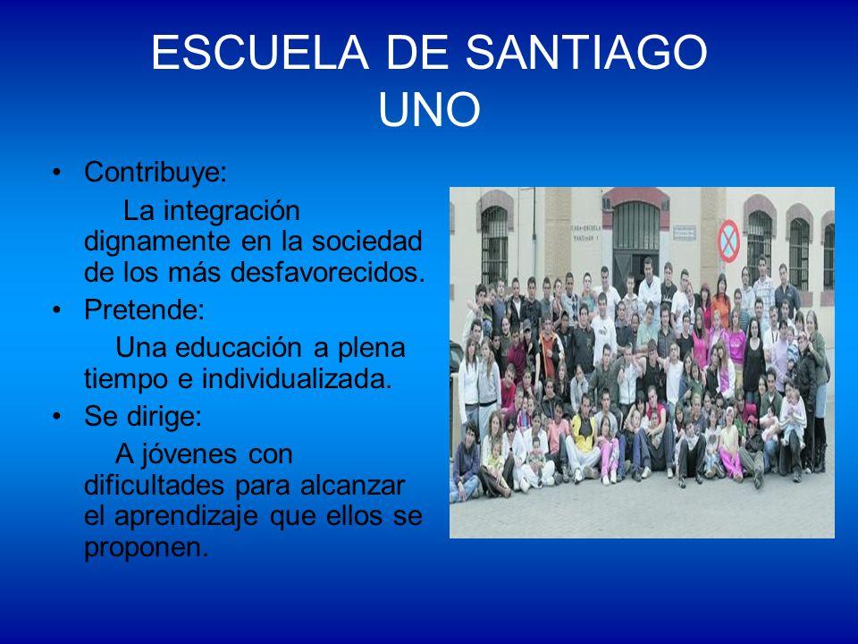 ESCUELA DE SANTIAGO UNO