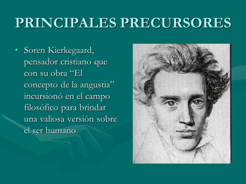 PRINCIPALES PRECURSORES