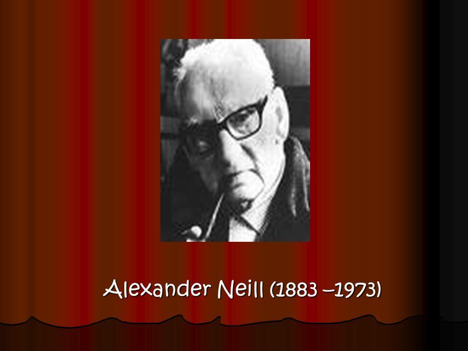 Alexander Neill (1883 –1973)