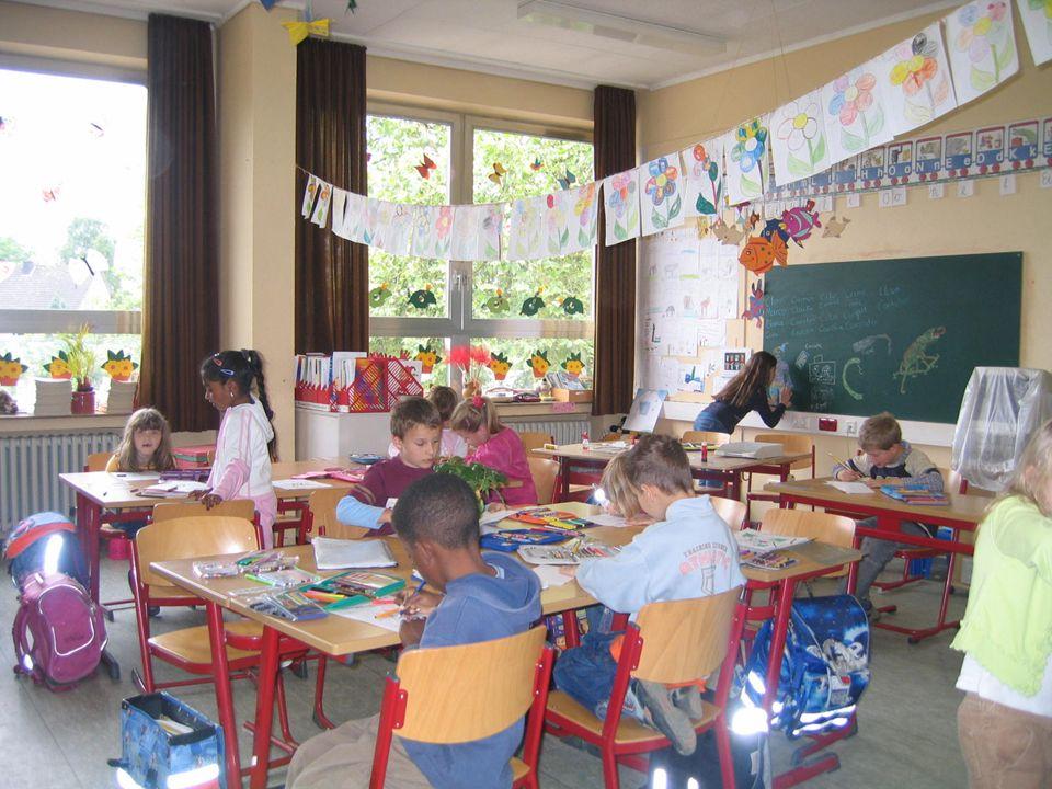 La organización y administración escolar