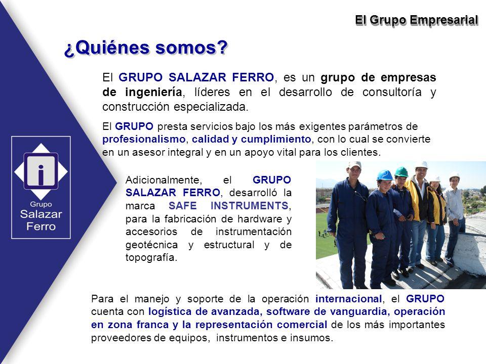 ¿Quiénes somos El Grupo Empresarial
