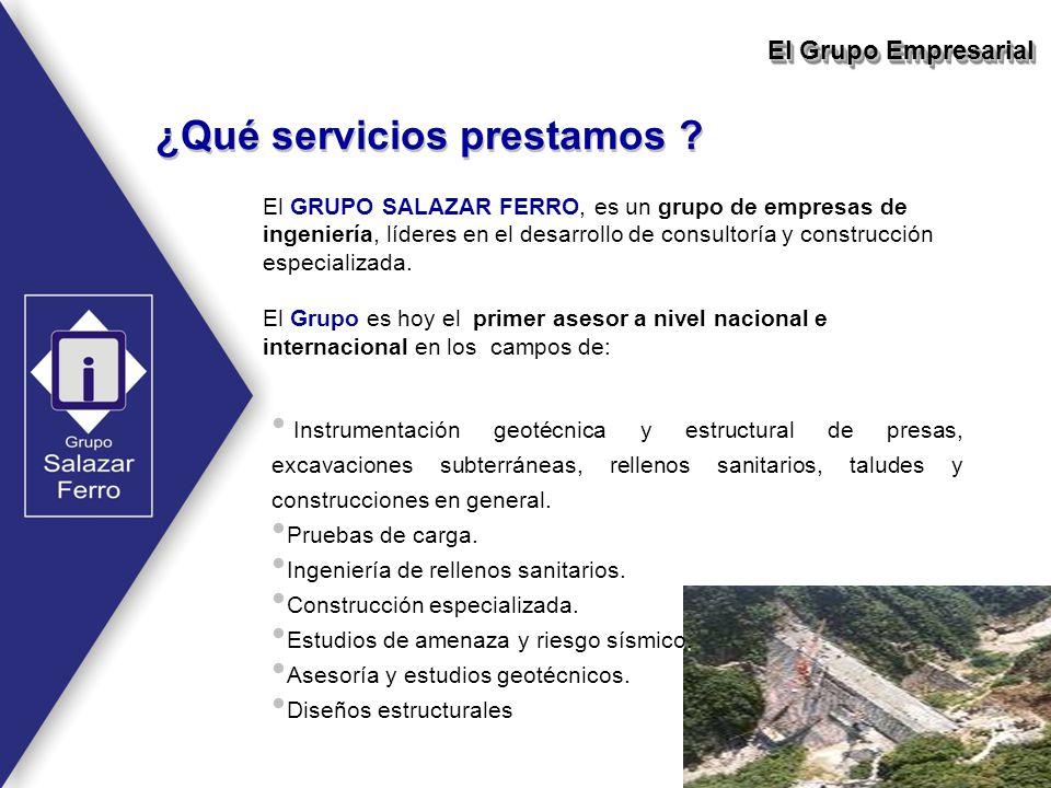¿Qué servicios prestamos