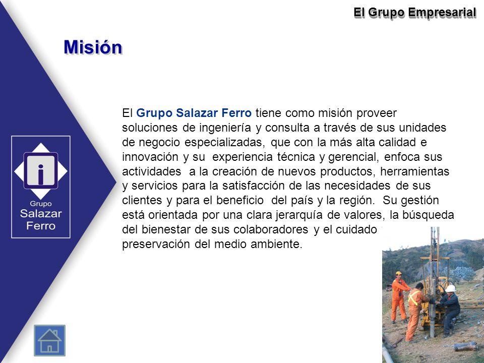 Misión El Grupo Empresarial