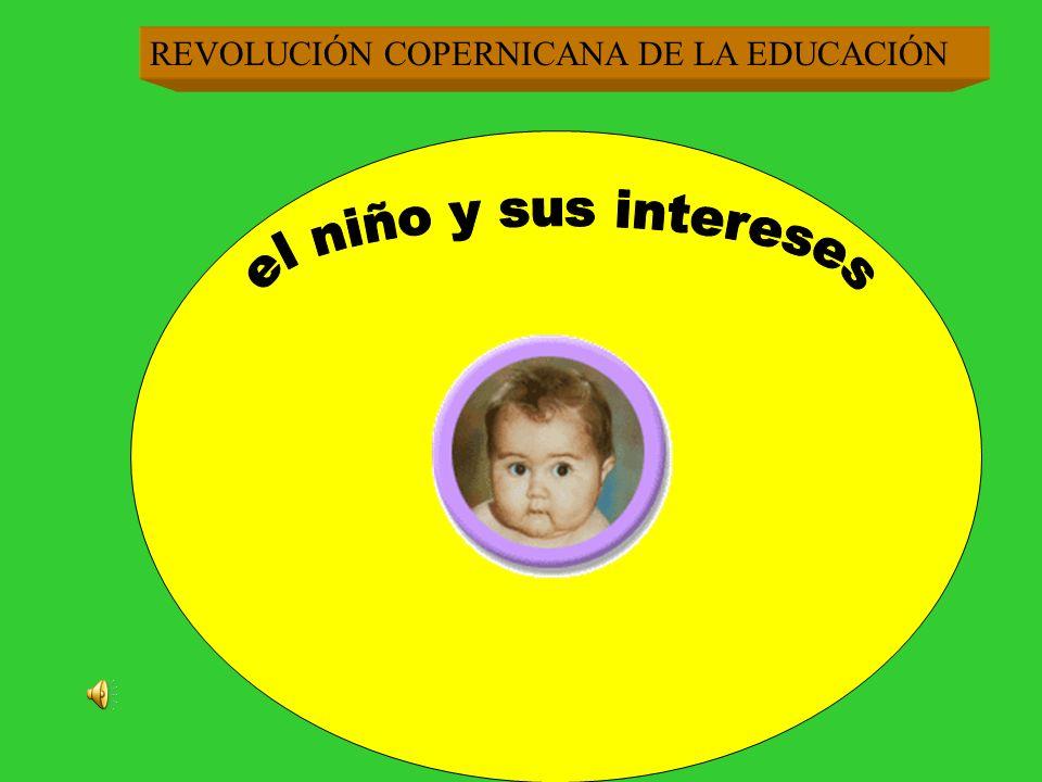 REVOLUCIÓN COPERNICANA DE LA EDUCACIÓN