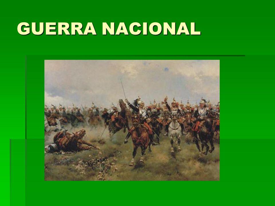 GUERRA NACIONAL