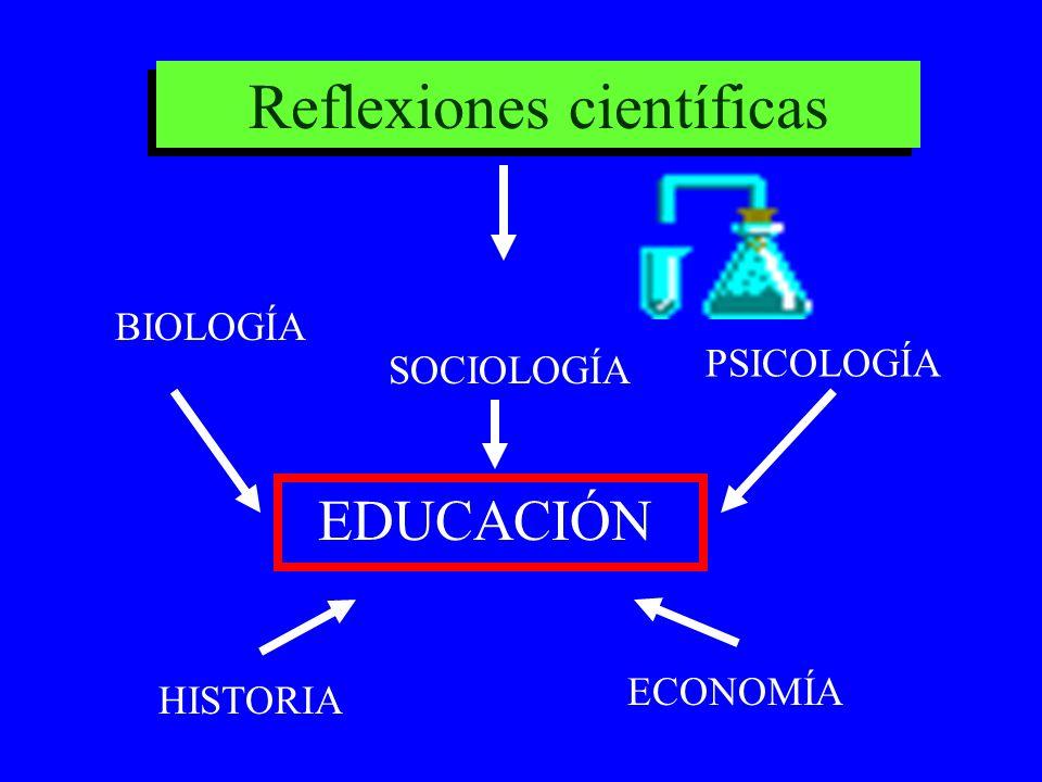 Reflexiones científicas