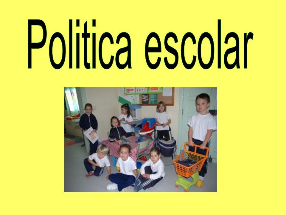 Politica escolar