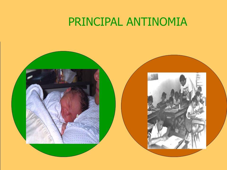 PRINCIPAL ANTINOMIA NATURALEZA CULTURA