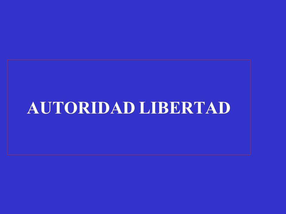 AUTORIDAD LIBERTAD