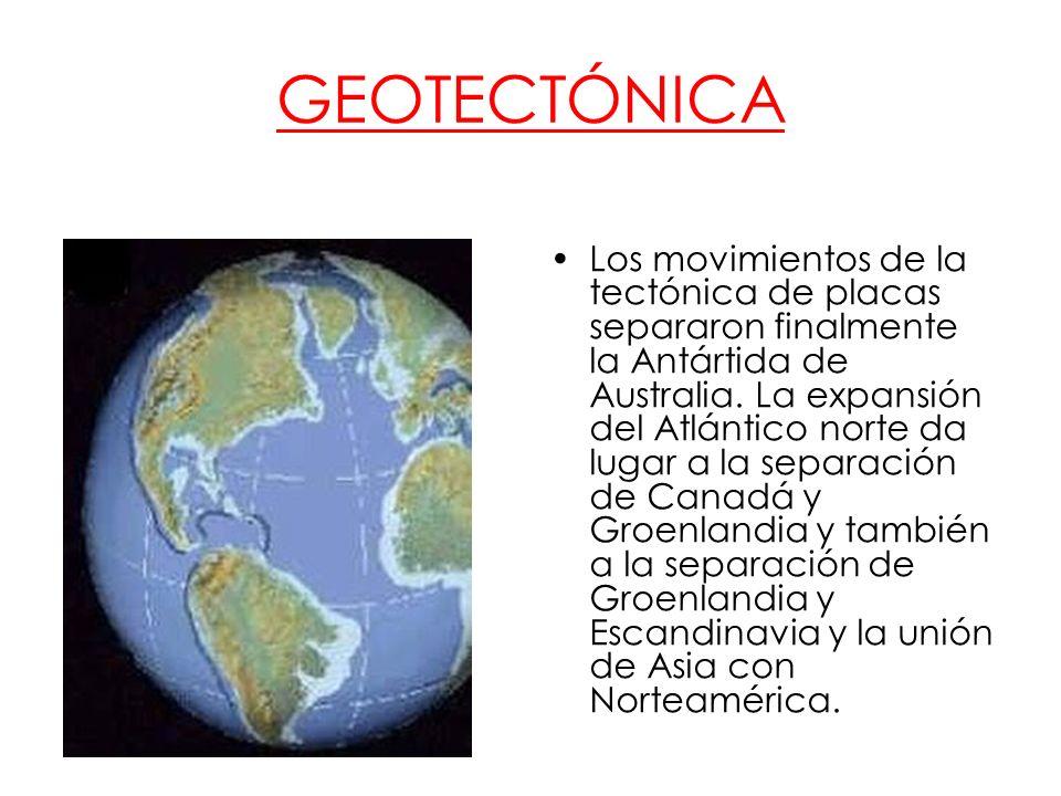 GEOTECTÓNICA