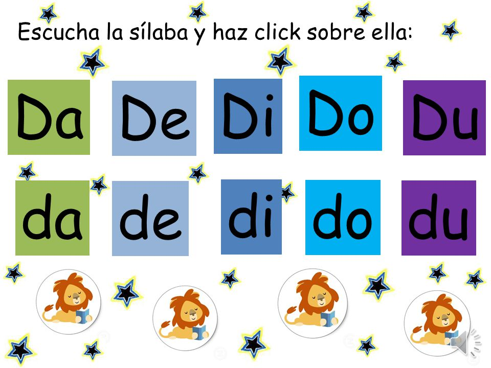 Do Da Di De Du da di de do du