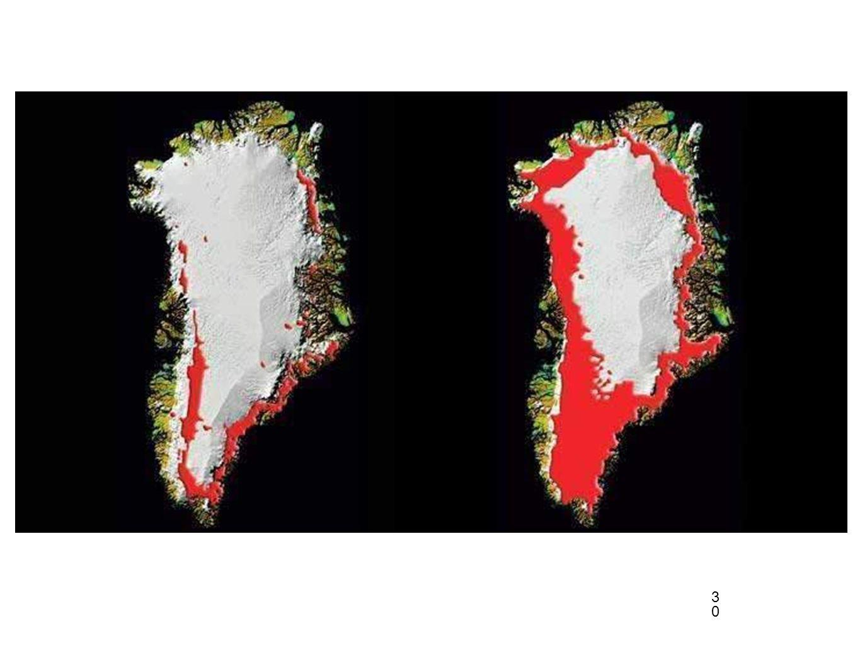 Groenlandia imágenes de satélite