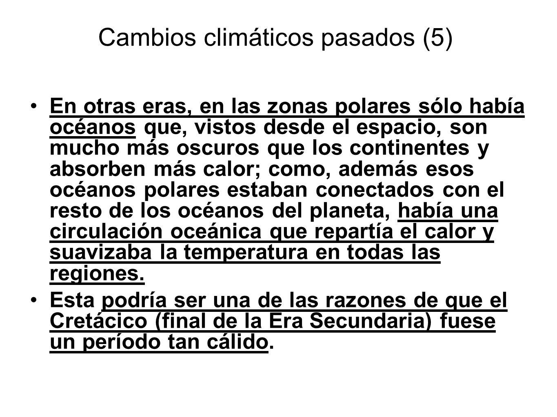Cambios climáticos pasados (5)