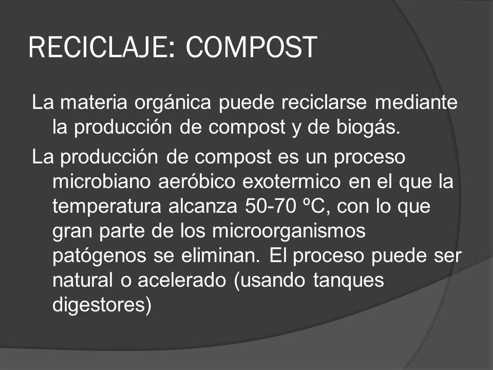 RECICLAJE: COMPOST