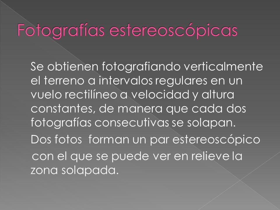 Fotografías estereoscópicas