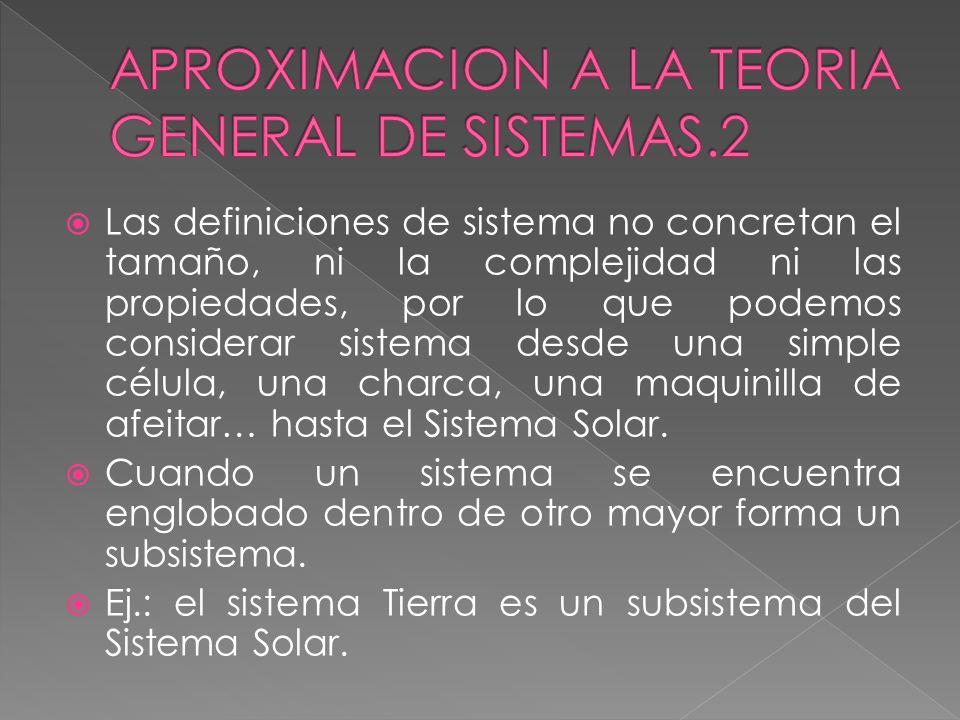 APROXIMACION A LA TEORIA GENERAL DE SISTEMAS.2