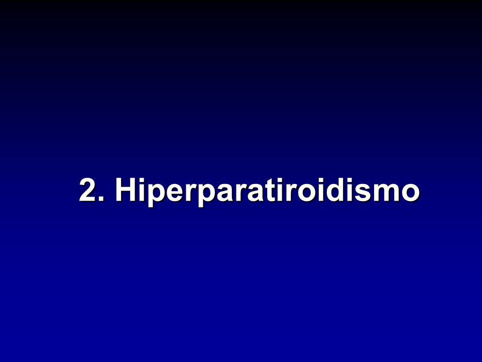 2. Hiperparatiroidismo