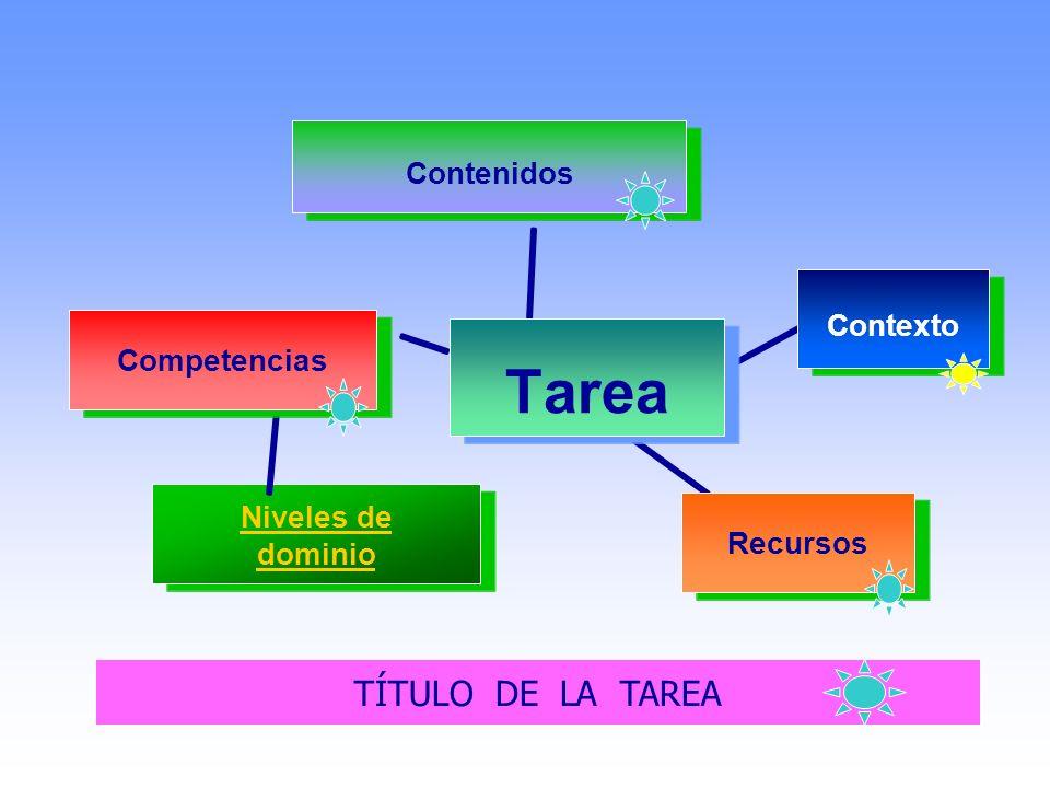 TÍTULO DE LA TAREA