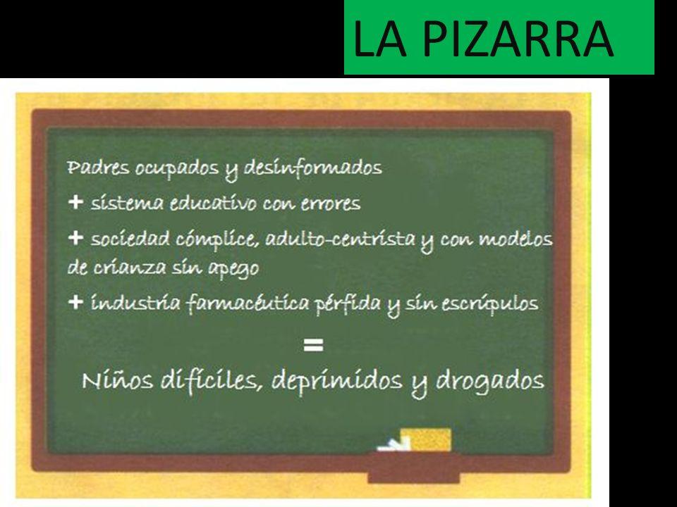 LA PIZARRA
