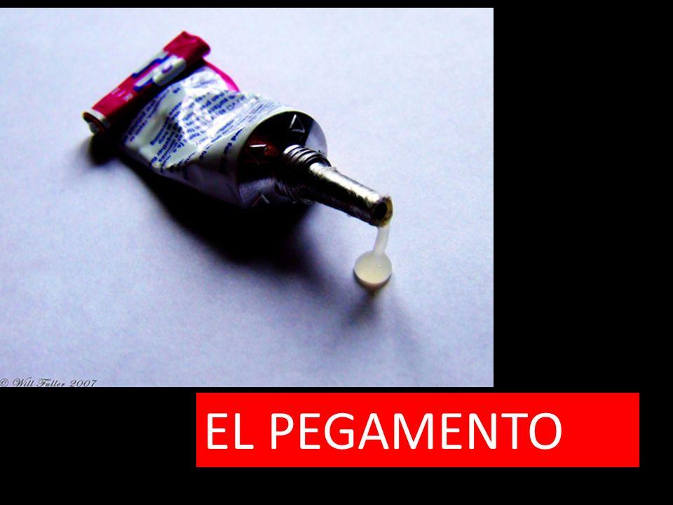 EL PEGAMENTO