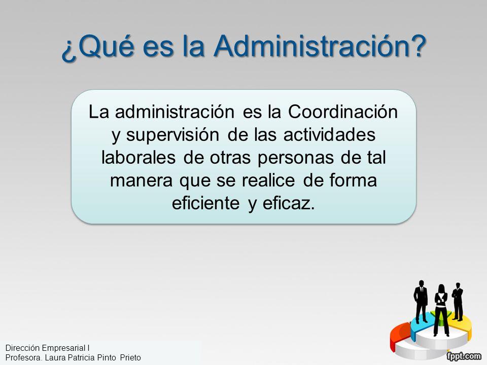 introducci n a la administraci n y a las organizaciones
