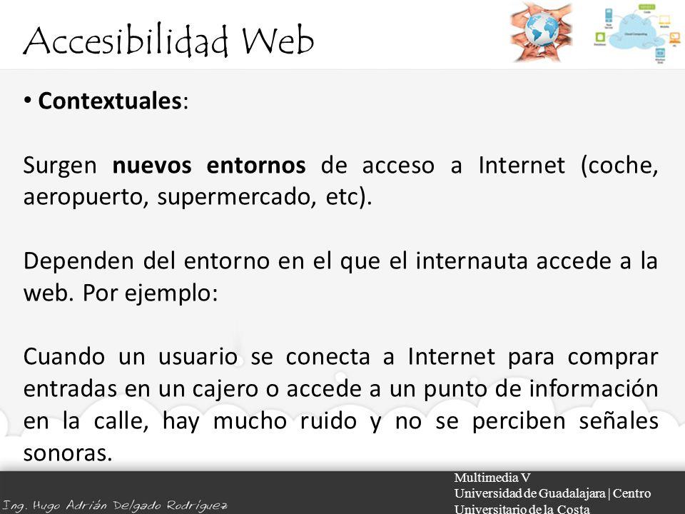 Accesibilidad Web Contextuales: